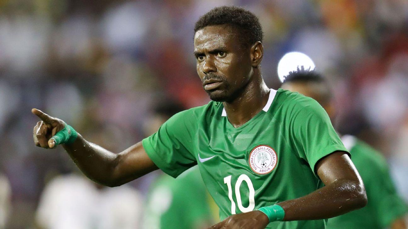 Rabiu Ali of Nigeria