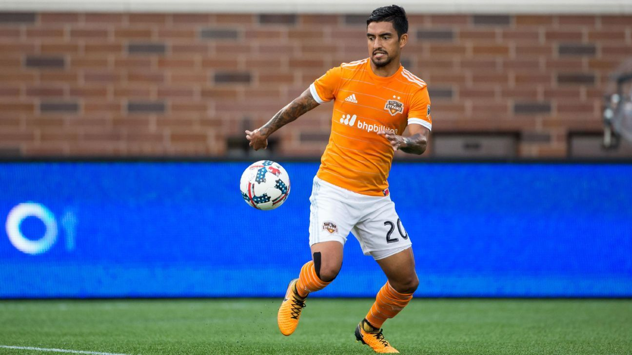 A.J. DeLaGarza signs deal to stay with Houston Dynamo