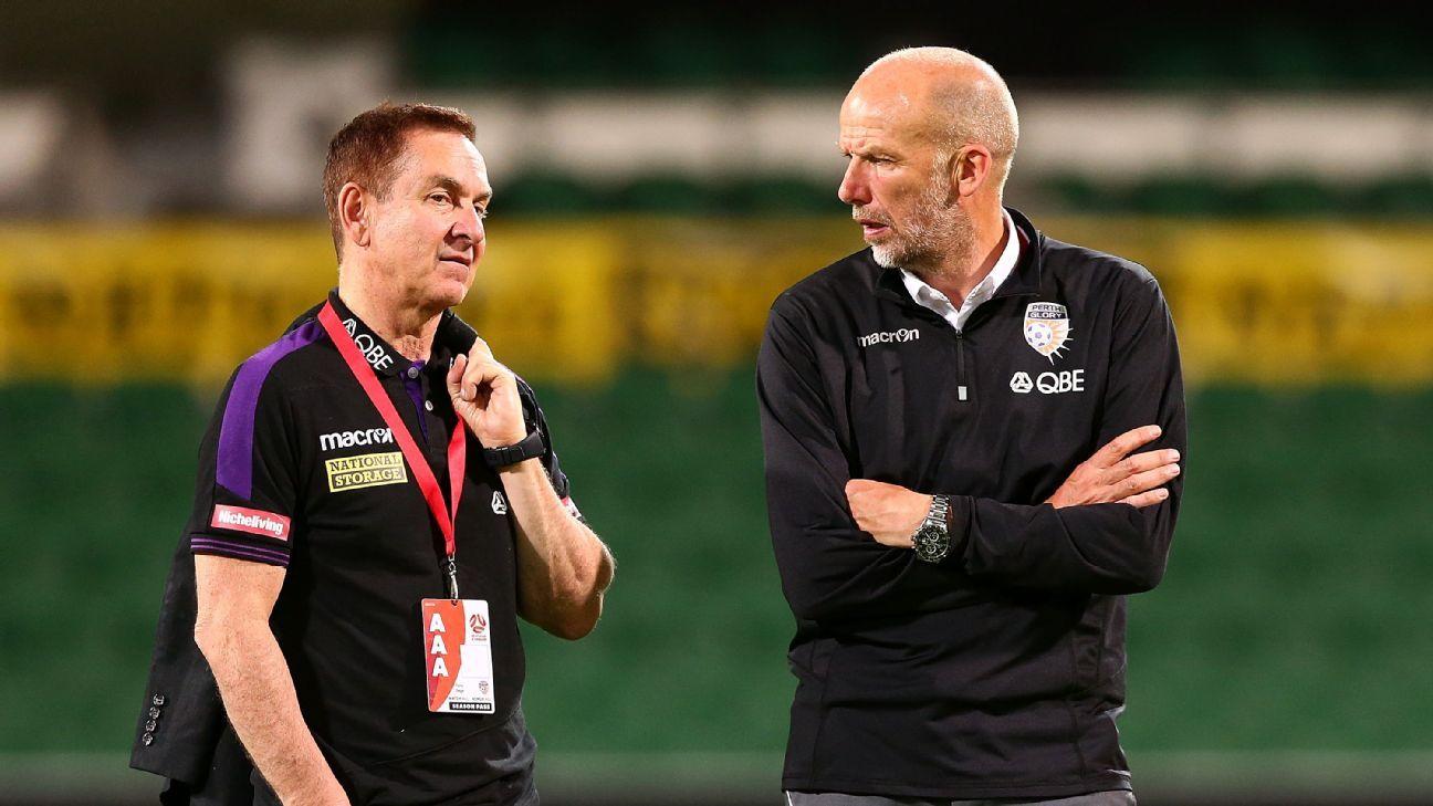 Tony Sage & Kenny Lowe