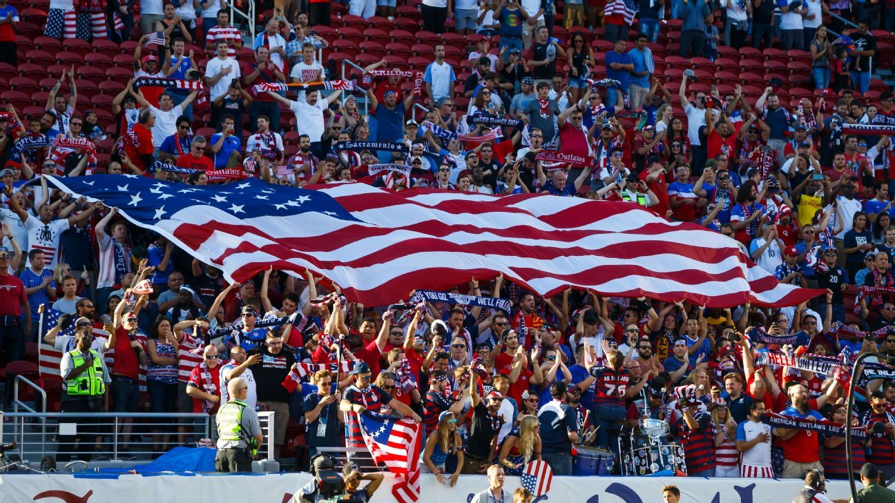 United States fans have something to celebrate as the United Bid was selected to host the 2026 World Cup.