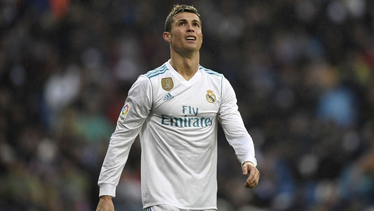 Cristiano Ronaldo and Real Madrid could not find a breakthrough vs. Villarreal.