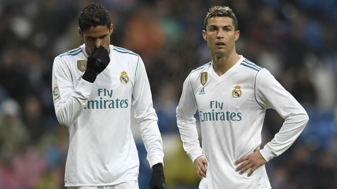 LISTEN: Real Madrid's uncertain future