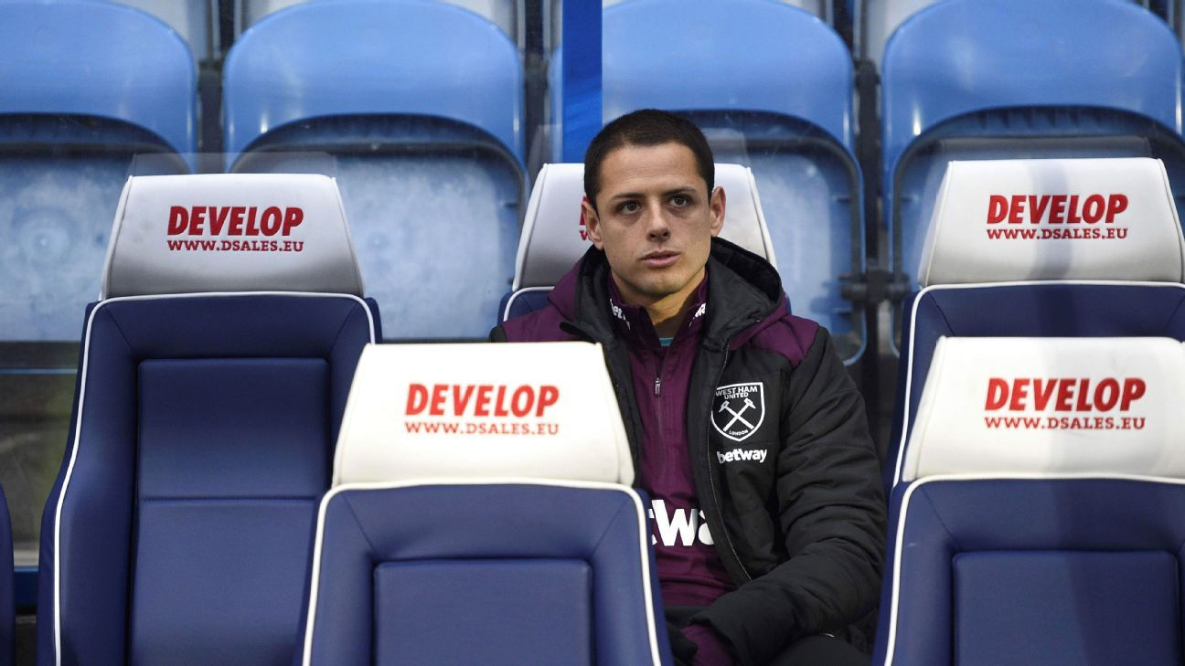 Javier 'Chicharito' Hernandez is open to leaving West Ham - agent