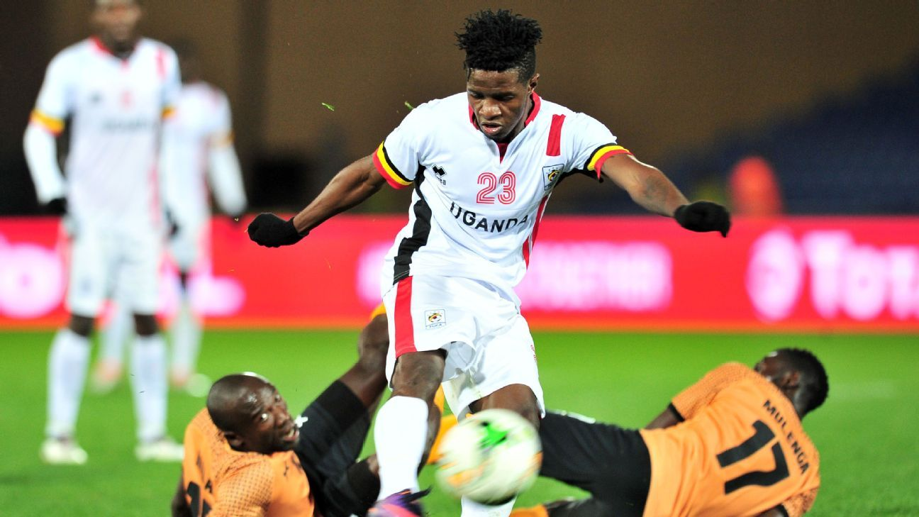 Milton Karisa of Uganda