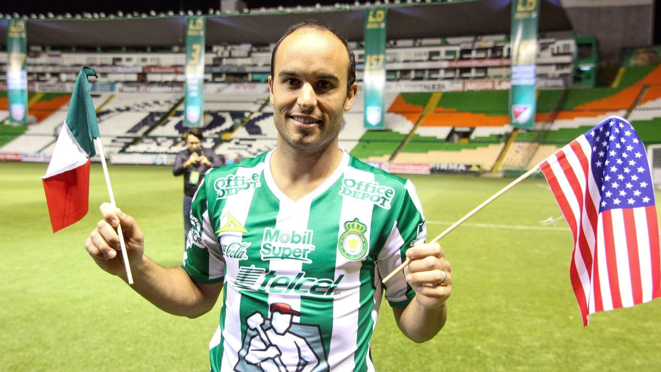 Will Landon Donovan be able to shake off the rust and contribute at Leon?