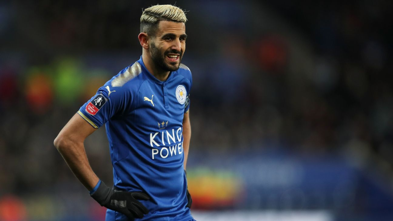 Could Riyad Mahrez still get his desired move to Man City in the summer?