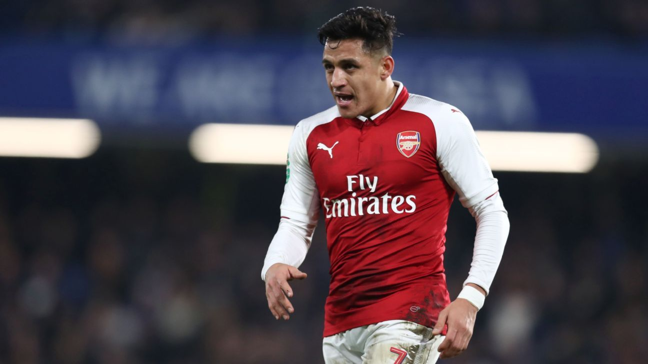 Where will Alexis Sanchez fit in at Man United under Jose Mourinho?