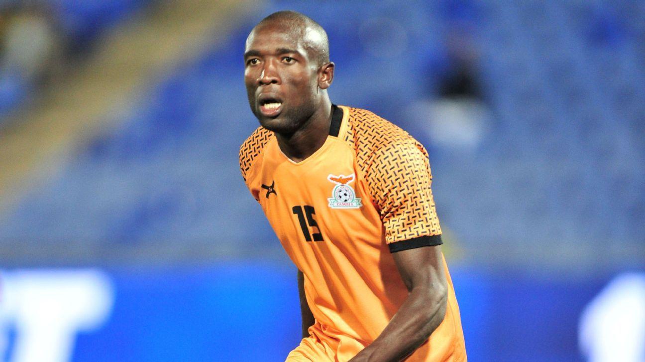 Donashano Malama of Zambia
