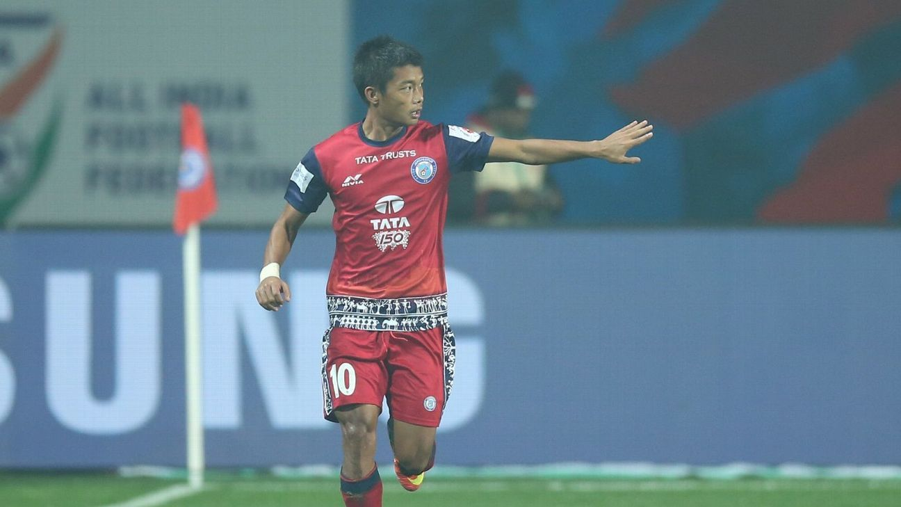 Jerry Mawhmingthanga scored in 22 seconds to set Jamshedpur on their way to a 2-1 win against Kerala