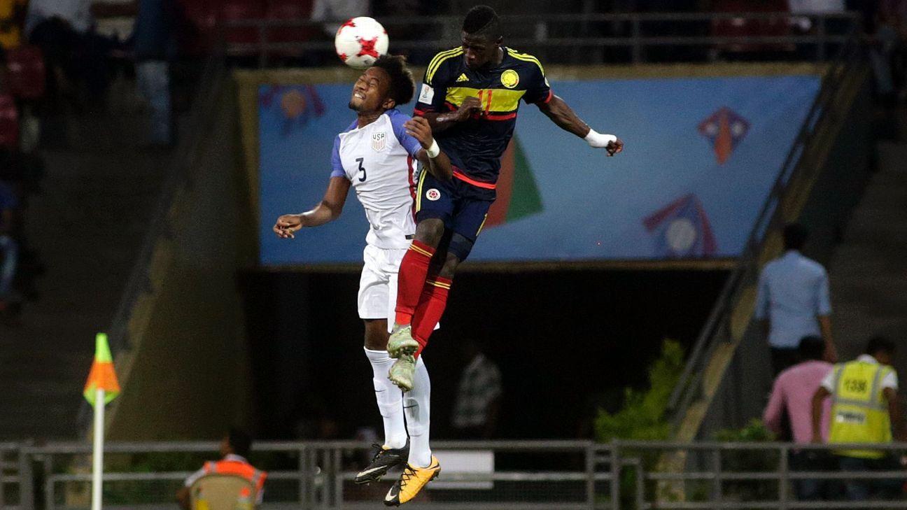 Hannover sign U.S. youth international defender Chris Gloster