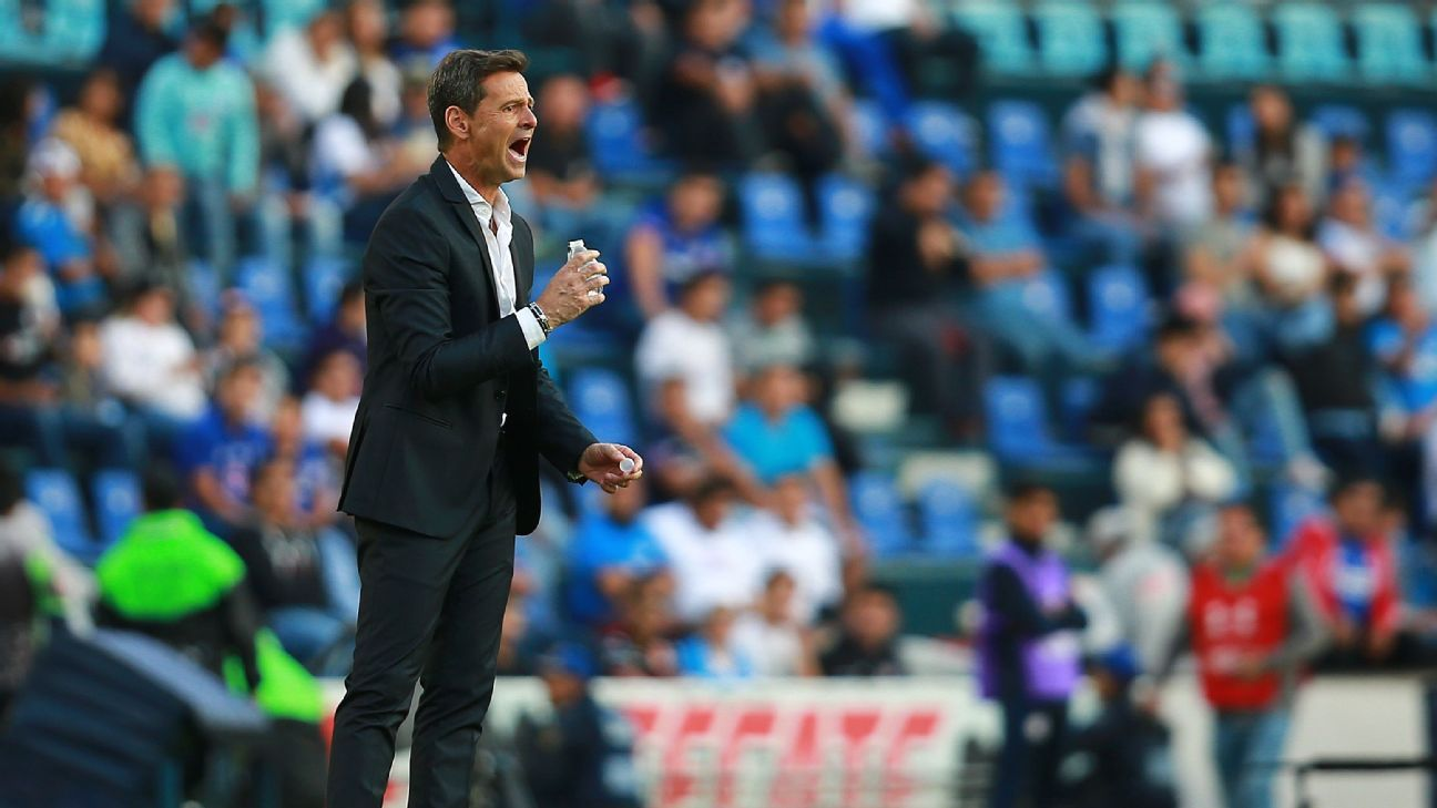 New manager Diego Cocca has changed the culture quickly at Tijuana.