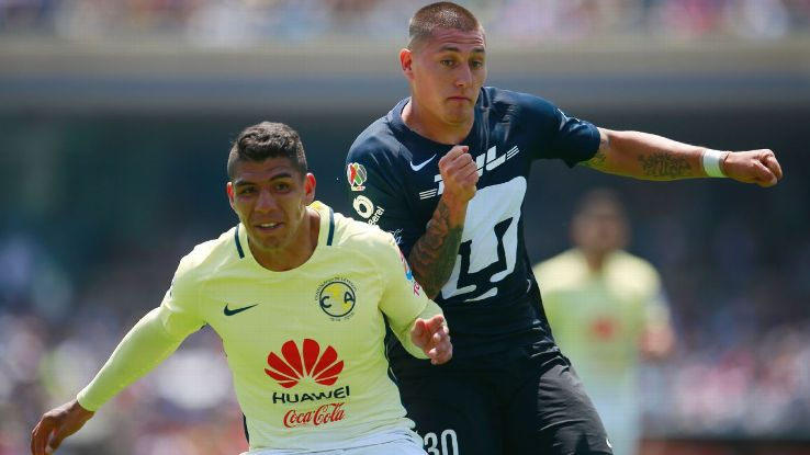 Pumas' resurgence adds more intrigue to the latest edition of the Clasico Capitalino.