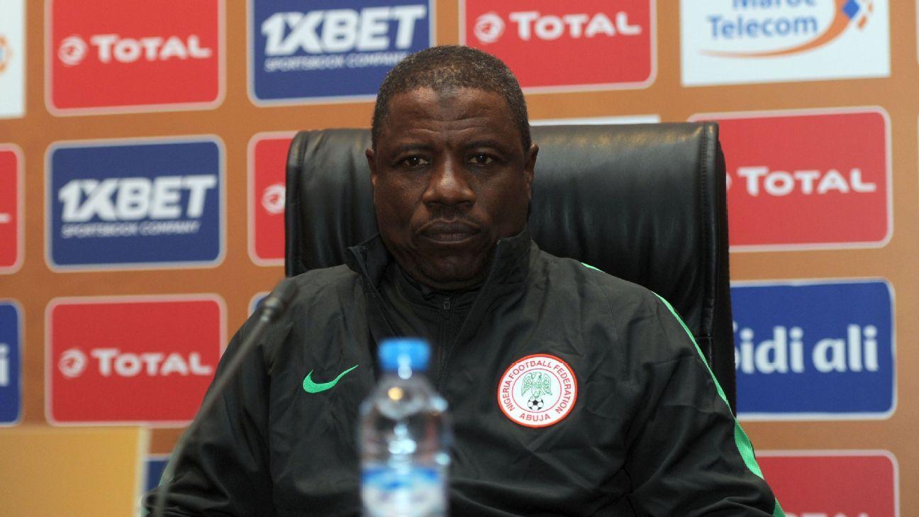 Salisu Yusuf of Nigeria