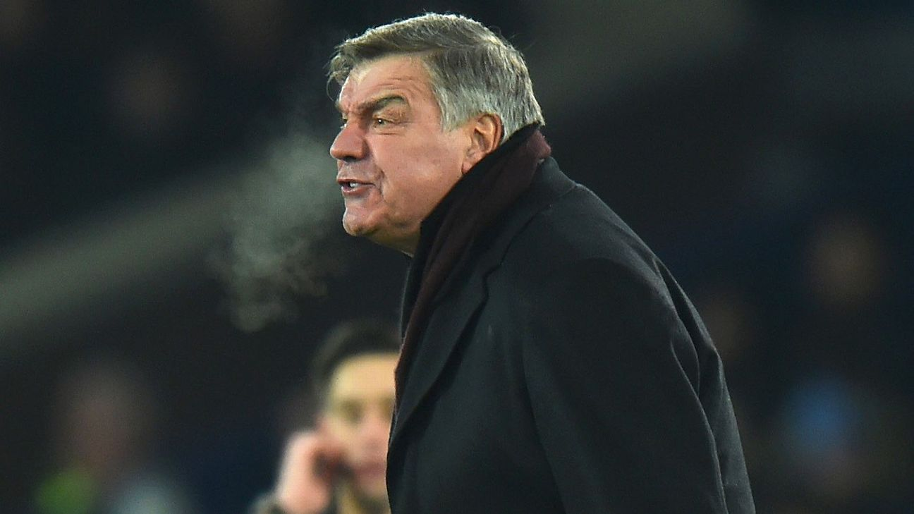 Everton have cooled off after a good start under Sam Allardyce.