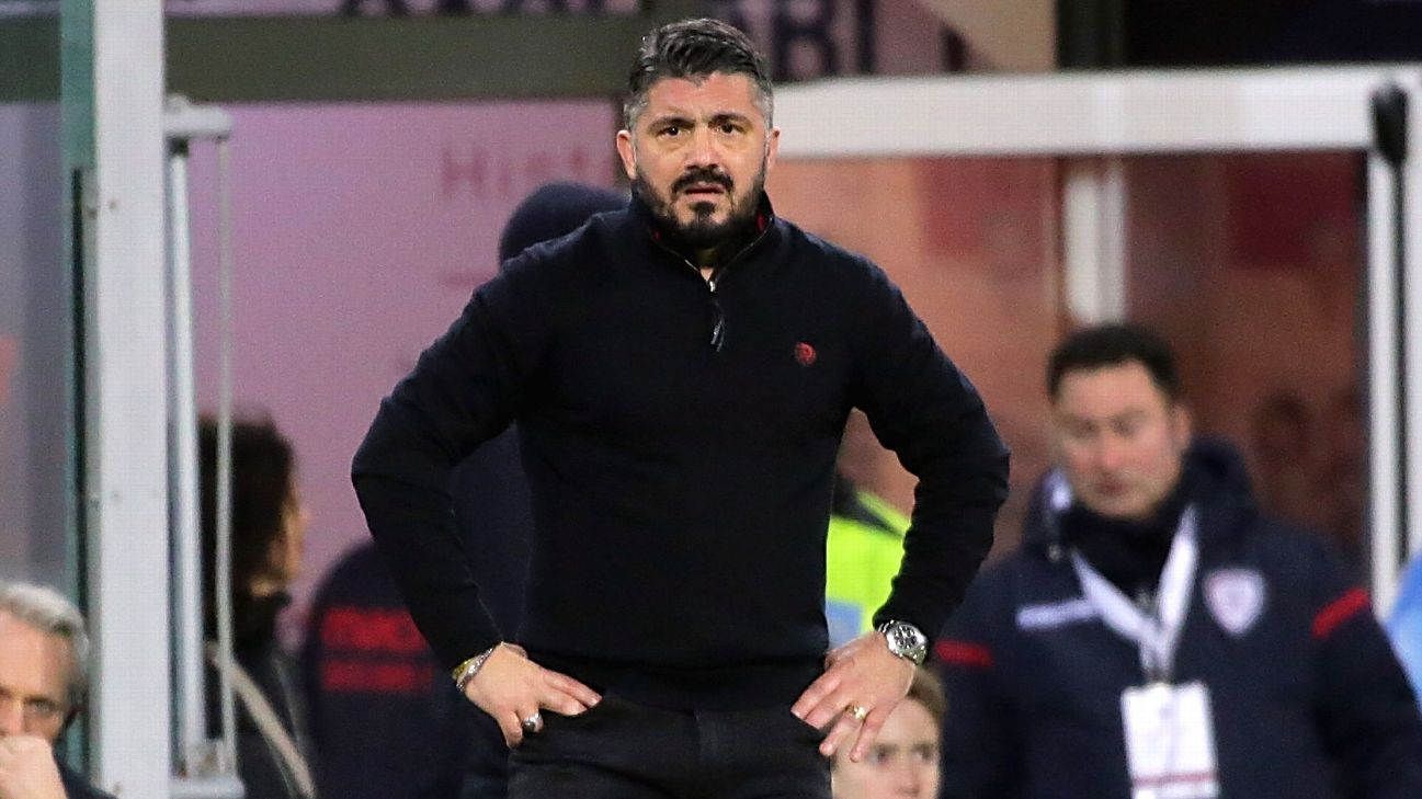 Gennaro Gattuso's future comes down to both results and style.