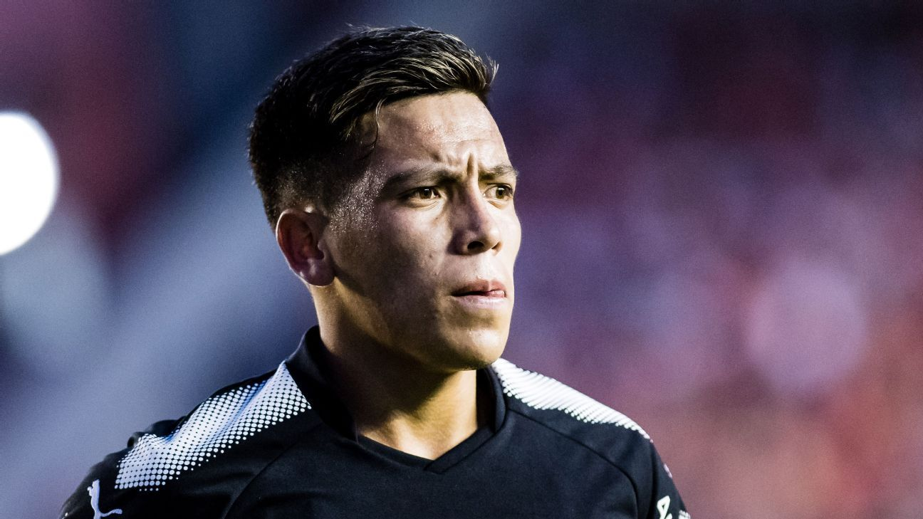 Atlanta United's Ezequiel Barco out 4-6 weeks with quad injury
