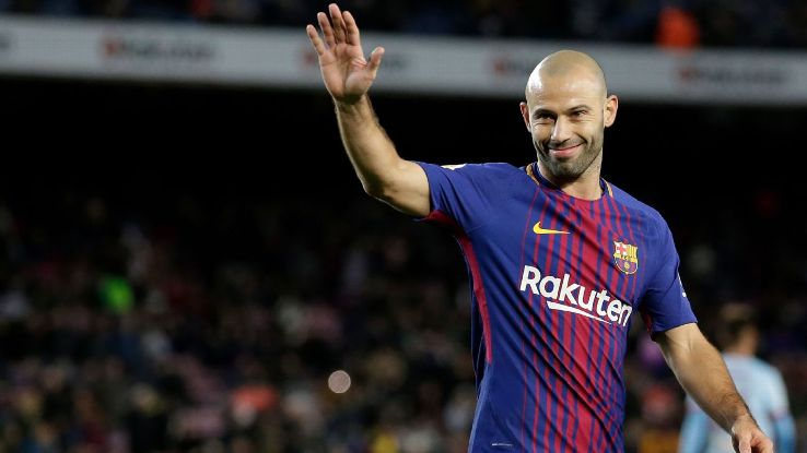 Javier Mascherano's latest adventure lies in China with Hebei Fortune.