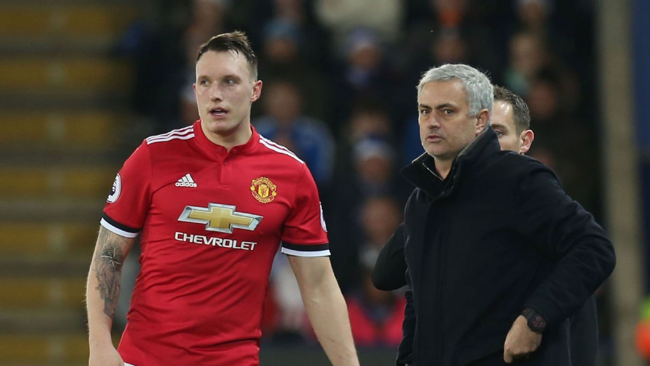 Phil Jones has quietly worked himself back into the good graces of Jose Mourinho.