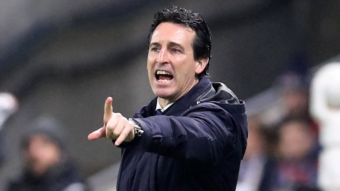 Unai Emery knows PSG need to gear up for Real Madrid.