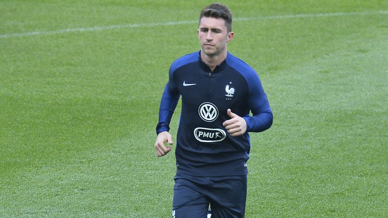 Manchester City's Aymeric Laporte 'jealous' watching France win World Cup