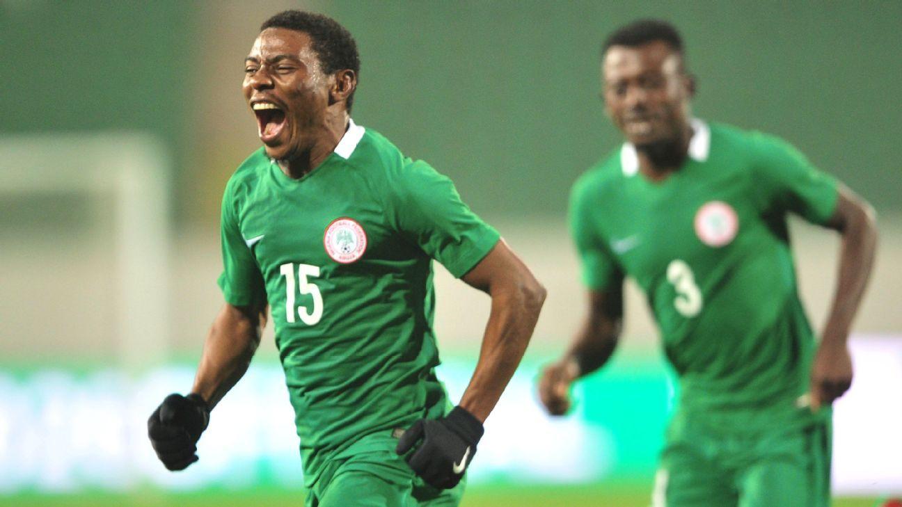 Dayo Ojo of Nigeria
