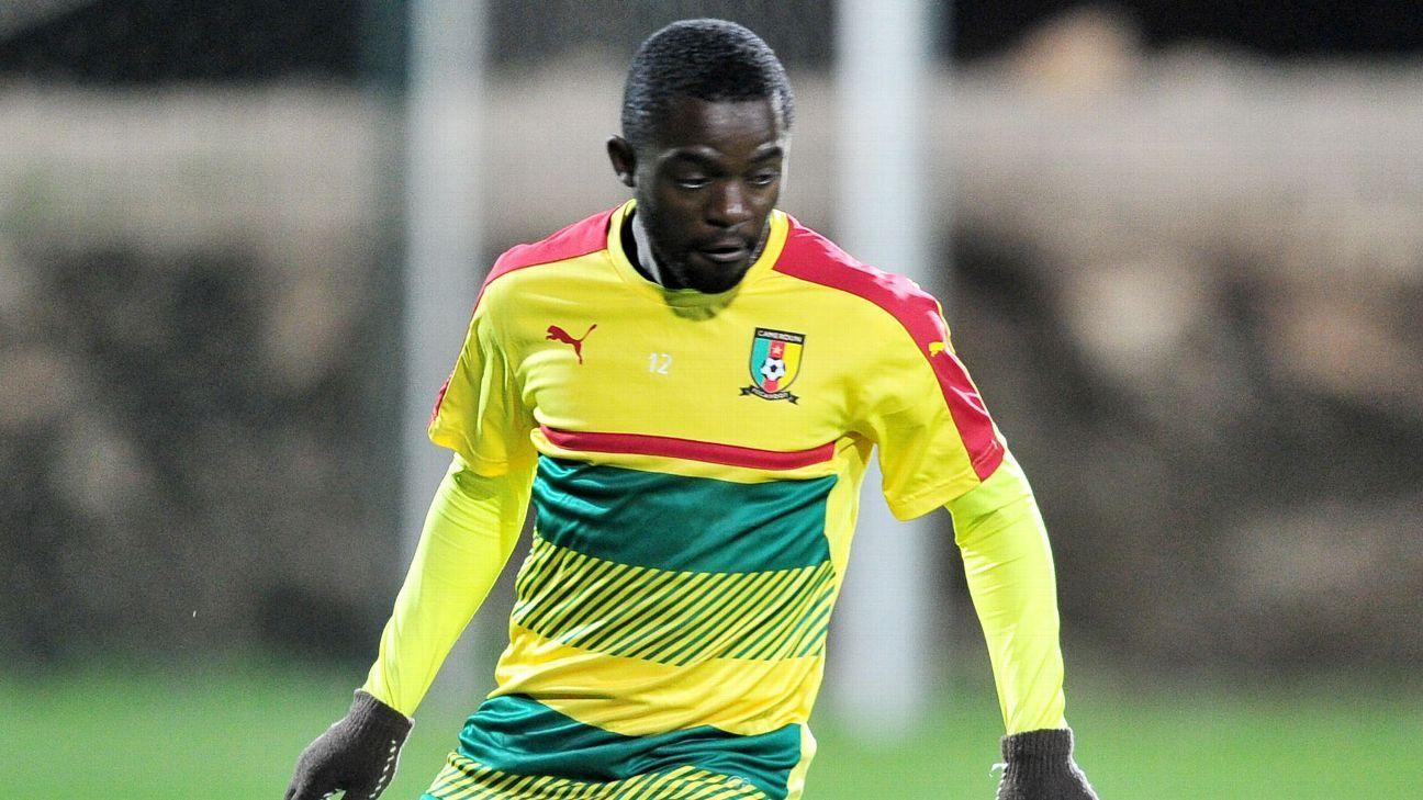 Francis Ebembe Elimbi of Cameroon