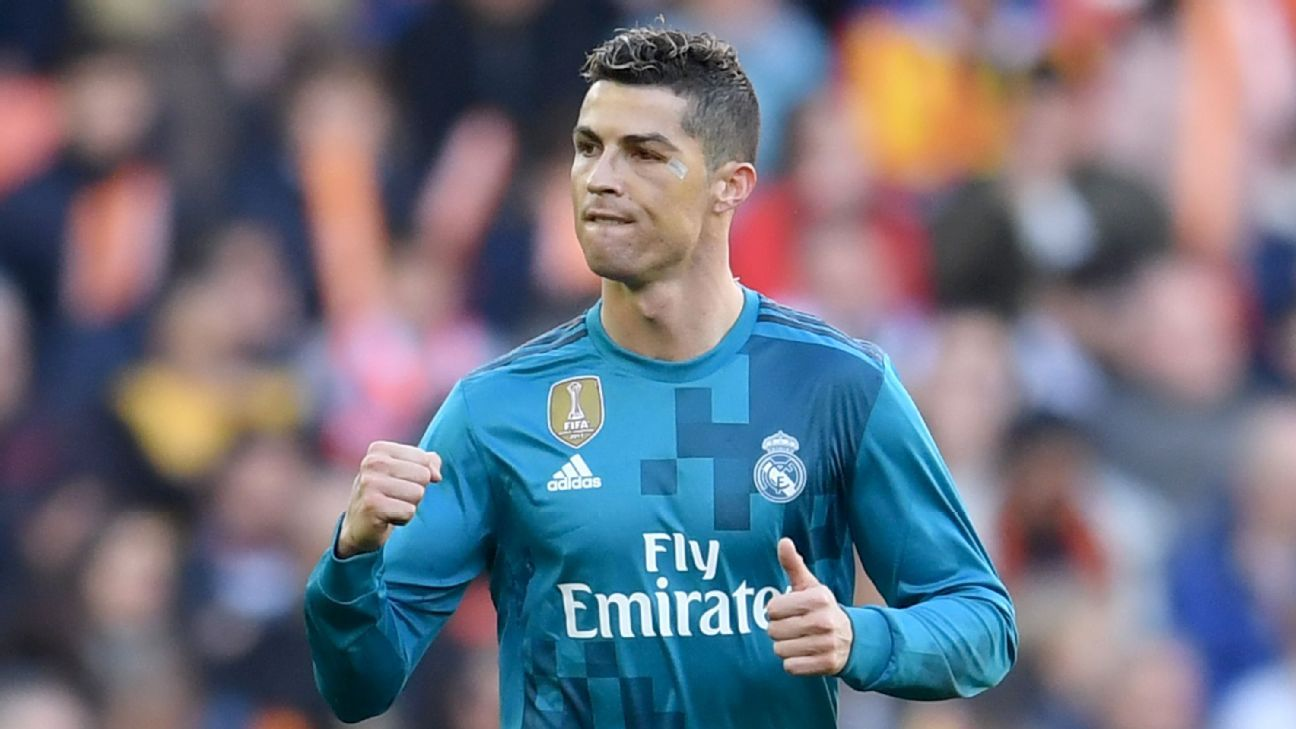 Cristiano Ronaldo is showing signs of life with four goals in his last two games.