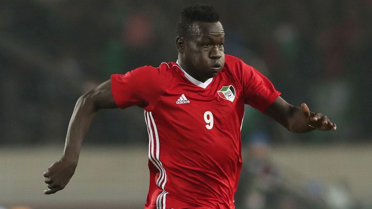 Saifeldin Malik Bakhit of Sudan