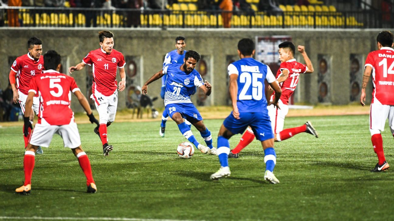 BFC were held to a 0-0 draw in the first leg in Thimpu.