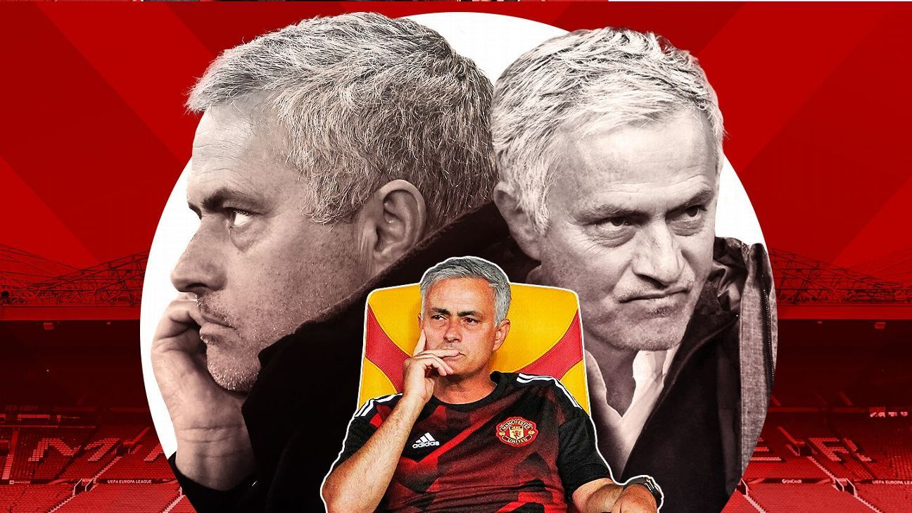 Jose Mourinho has to use his experience to turn things around.