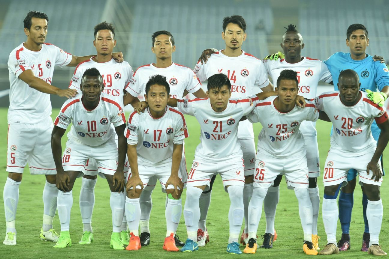 Aizawl qualified for the ACL playoffs on the basis of their I-League title win.