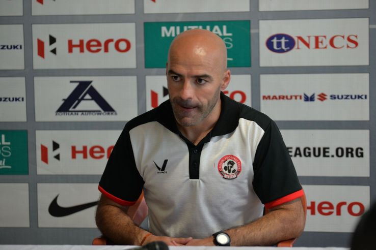 Aizawl coach Paulo Meneses says the game against Zob Ahan is a great chance for his players to grow.