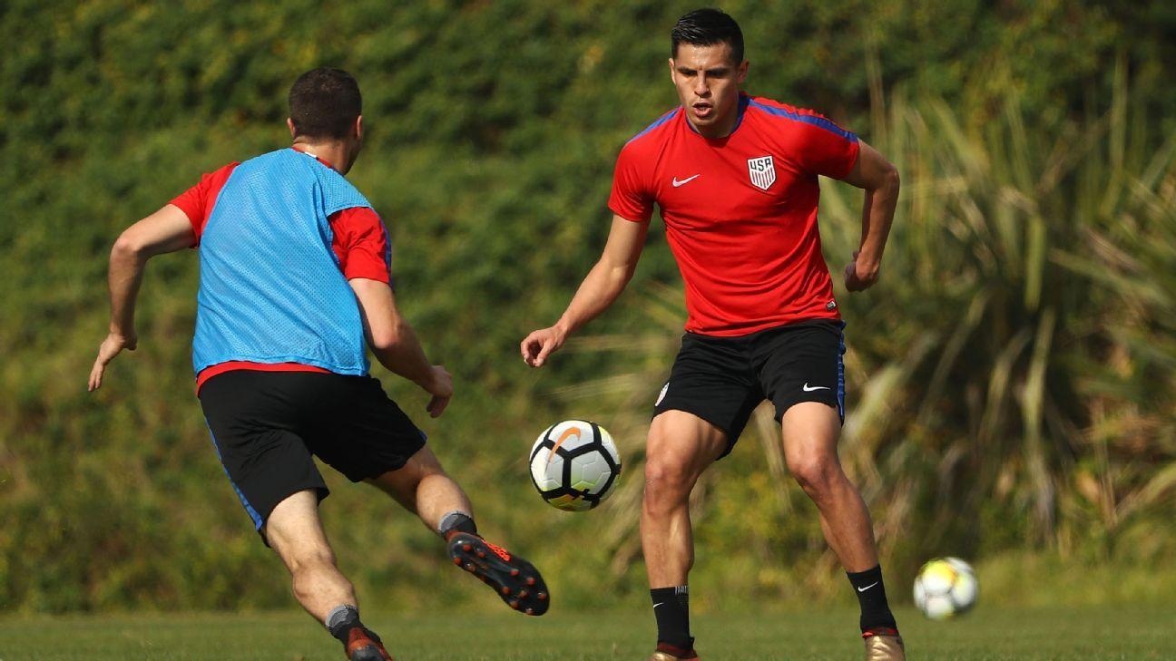 U.S.'s Rubio Rubin on verge of signing MLS deal - source