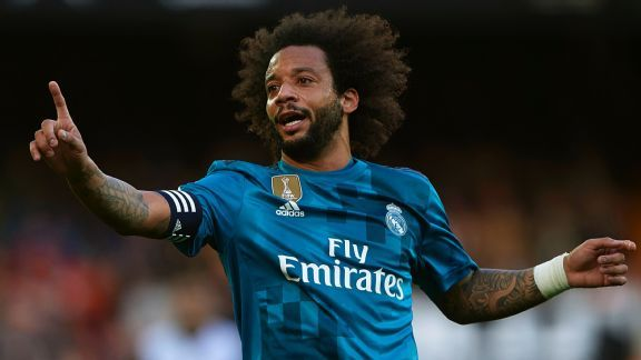 Fit again, Marcelo is rounding into form in the nick of time for Real Madrid.