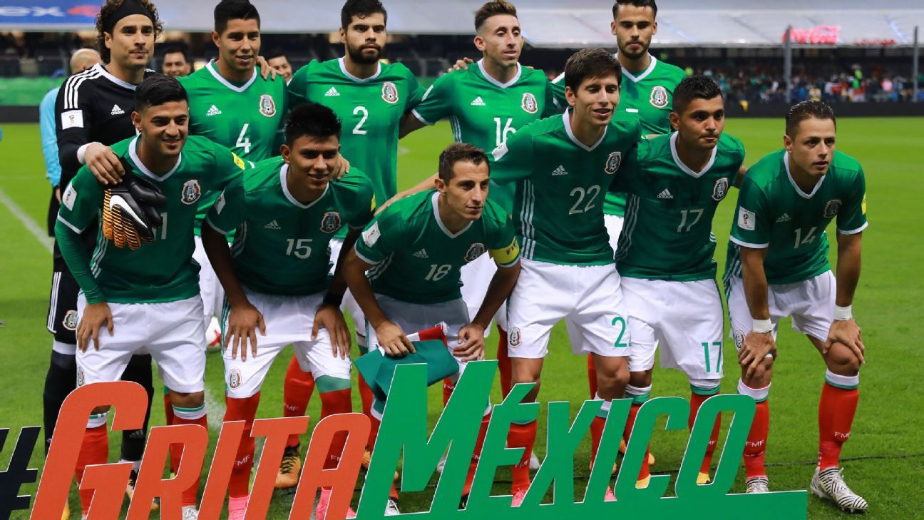 2018 is a pivotal year for the direction of El Tri.