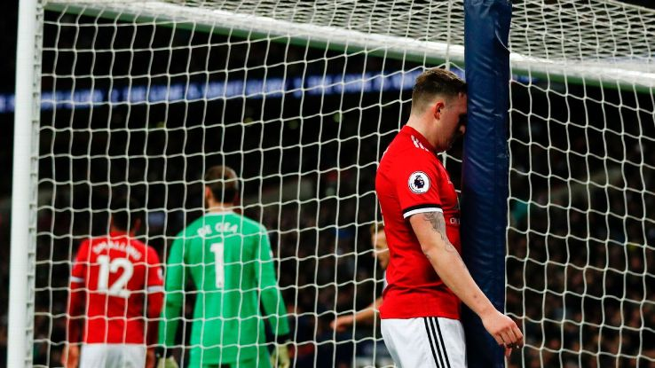 Phil Jones after his own goal at Wembley.
