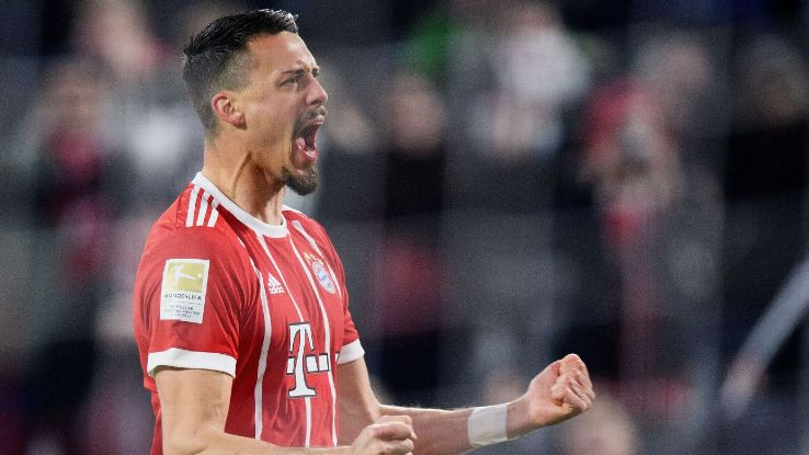 Bayern managed to sign several top players from their rivals, including the handy Sandro Wagner.