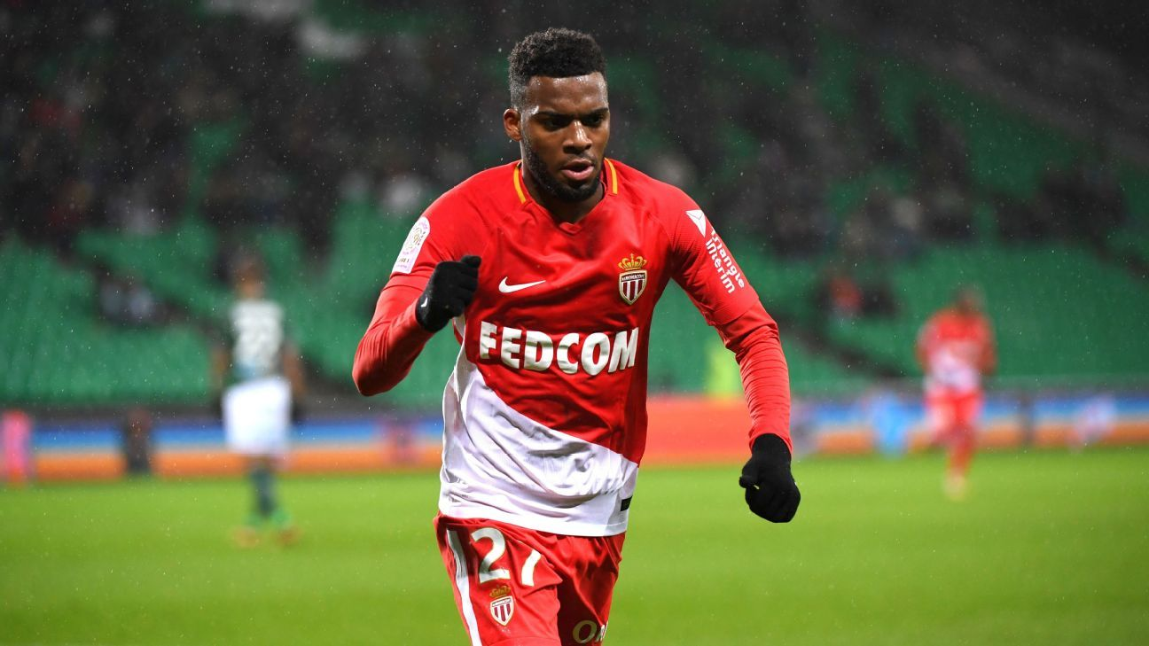 Monaco's biggest coup of the January window was keeping hold of Thomas Lemar.