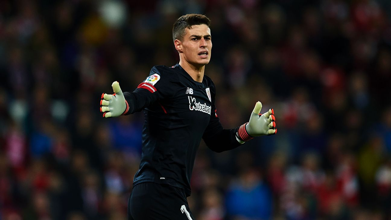 Athletic Club Bilbao lost Laporte at the deadline but keeping Kepa in goal could be a a masterstroke.