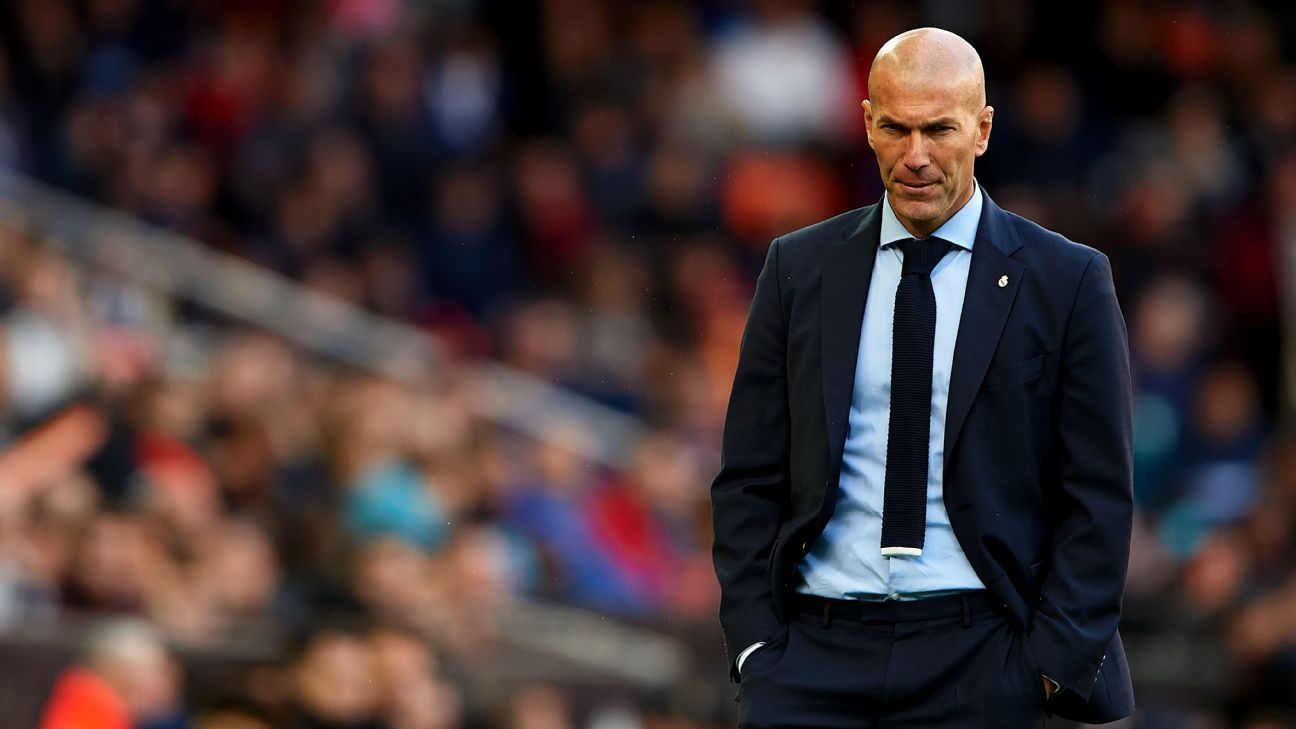 Zinedine Zidane always insisted he was happy with his squad. Will he be proven right for not buying?