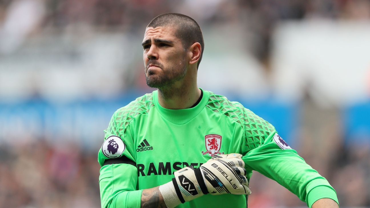 Victor Valdes has often talked about the stresses of the transfer window given how players are often powerless.