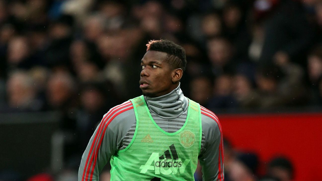Paul Pogba starting on the bench vs. Huddersfield was a clear message sent by Jose Mourinho.