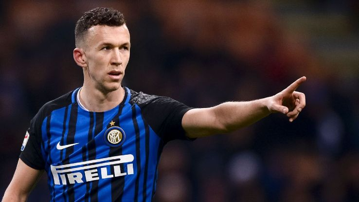 Ivan Perisic could be set for a big-money move from Inter after a standout World Cup.