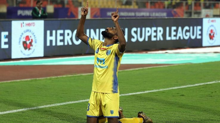 Kerala Blasters have to beat Bengaluru FC to make the playoffs.