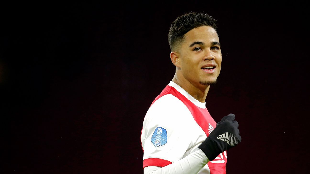 Justin Kluivert claimed recently that Ajax tried to sell him to Tottenham.