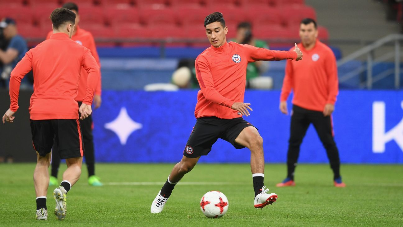 Sporting Kansas City signs Chile's Felipe Gutierrez as DP