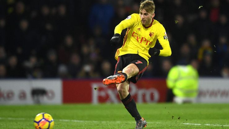 Gerard Deulofeu has moved to Watford on a permanent deal from Barcelona.