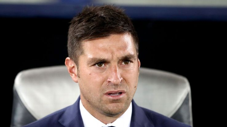 Diego Alonso could be on the hot seat if results don't improve fast at Pachuca.