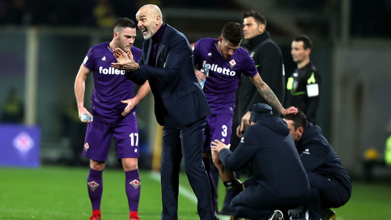 Stefano Pioli has downplayed expectations around this squad but the feeling is he's building something special.
