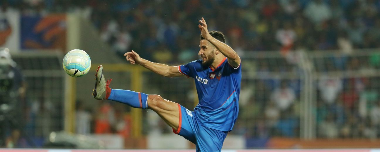Coro's hat-trick helped Goa to a thrilling 4-3 win over BFC when the two teams last met.